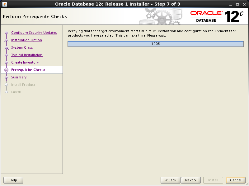 Oracle database 12cR1 Installation on Linux 6 (RHEL6, CentOS6, OEL6): prerequisites