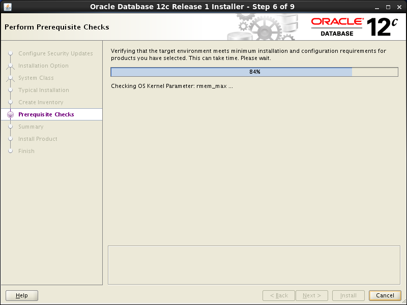 Oracle database 12cR1 Installation on Linux 7 (RHEL7, CentOS7, OEL7): prerequisites