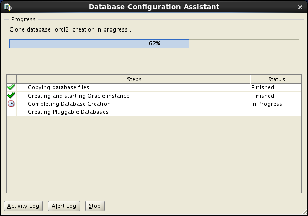 Oracle database 12cR1 Installation on Linux 7 (RHEL7, CentOS7, OEL7): dbca