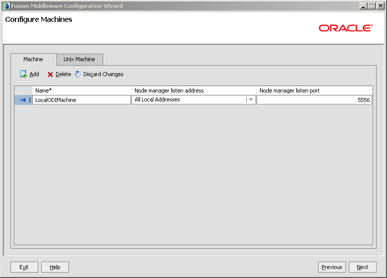 Configure Java EE Agent in ODI 11g: defined extend