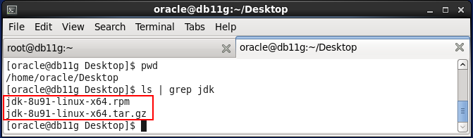 JDK download location on Linux